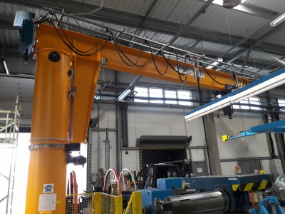 D-TS 360 2000kg x 5000mm